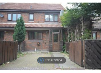 Thumbnail 4 bed terraced house to rent in Orchid Close, London