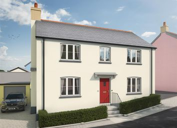 Thumbnail 3 bed detached house for sale in Newquay