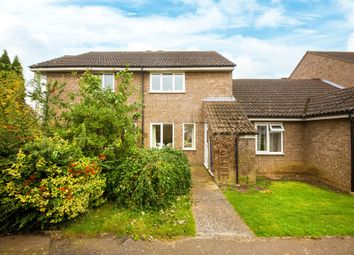 Thumbnail 3 bed terraced house for sale in Cam Close, St. Ives, Huntingdon