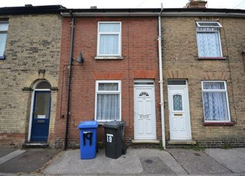 Thumbnail 3 bedroom terraced house to rent in Reeve Street, Lowestoft