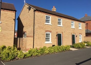Thumbnail 2 bed property to rent in Griffin Way, Kempston, Bedford