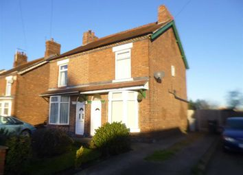 Thumbnail 3 bed semi-detached house to rent in Bradfield Road, Crewe, Cheshire