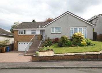 Thumbnail 4 bed bungalow for sale in Comyn Drive, Wallacestone, Falkirk