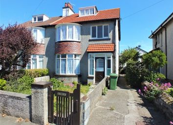 Thumbnail 4 bed flat for sale in Derwent, 9 Ballafesson Road, Port Erin