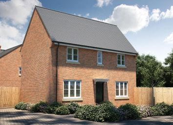 "Thumbnail 4 bedroom detached house for sale in ""The Ebford"" at Deardon Way, Shinfield, Reading"