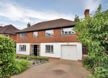 Thumbnail 4 bed detached house for sale in Byng Road, Tunbridge Wells