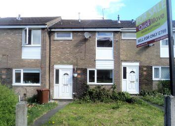 Thumbnail 3 bed terraced house to rent in Hillside Walk, Blackburn