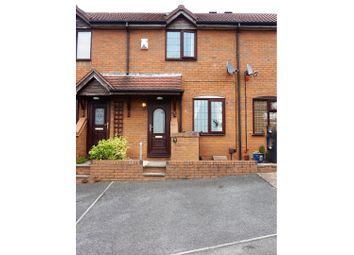 Thumbnail 2 bed terraced house for sale in Rubens Close, Dudley