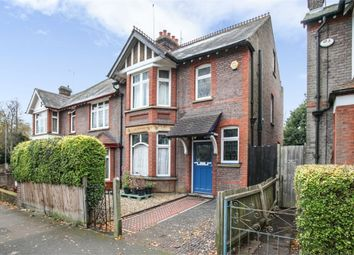 Thumbnail 4 bedroom semi-detached house for sale in Alexandra Avenue, Luton, Bedfordshire
