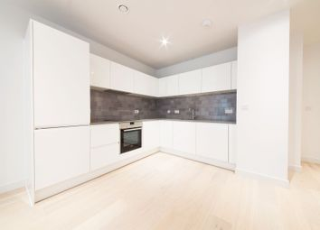 Thumbnail 1 bed flat to rent in Mercier Court, Royal Wharf, Pontoon Dock, Silvertown, London