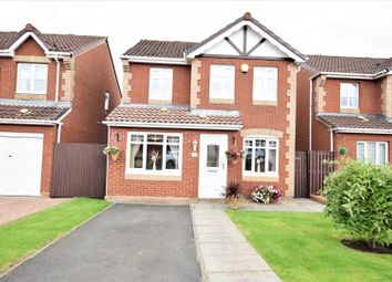 Thumbnail 3 bed detached house for sale in Dalbeattie Braes, Airdrie