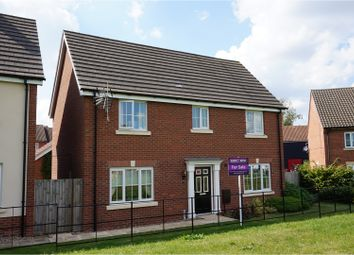 Thumbnail 4 bed detached house for sale in Nimrod Walk, Carbrooke