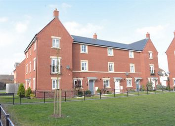 Thumbnail 3 bed terraced house for sale in Gainsborough Walk, Walton Cardiff, Tewkesbury, Gloucestershire