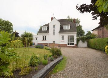 Thumbnail 3 bed detached house for sale in Belgrave Road, Wrexham