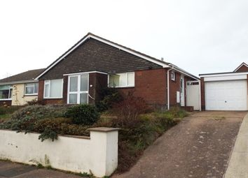 Thumbnail 3 bedroom bungalow to rent in Kennaway Road, Ottery St. Mary