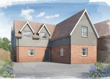 Thumbnail 2 bed semi-detached house for sale in Clacton Road, Elmstead, Colchester, Essex
