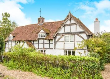 Thumbnail 3 bed detached house for sale in Chilworth, Southampton, Hampshire