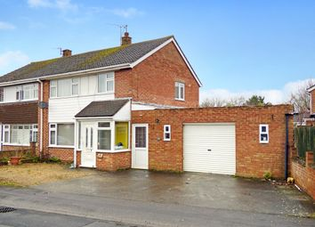 Thumbnail 3 bed semi-detached house for sale in Hawkeridge Park, Westbury