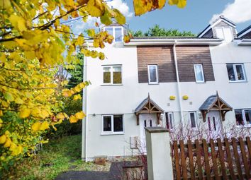 Thumbnail 3 bed end terrace house for sale in Old Totnes Road, Buckfastleigh