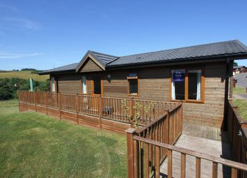 Thumbnail 2 bed mobile/park home for sale in Moonshadow Rise, Devon Hills, Totnes Road, Devon