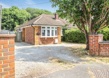 Thumbnail 3 bed bungalow for sale in Park Lane, Hazlemere, High Wycombe