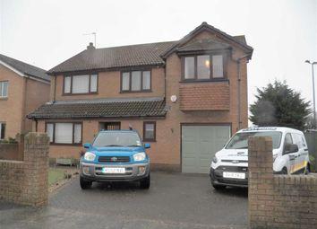 Thumbnail 5 bed detached house for sale in Elkington Park, Burry Port