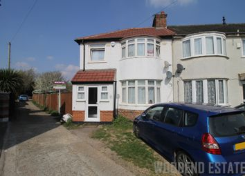 Thumbnail 3 bed semi-detached house to rent in Windsor Gardens, Hayes