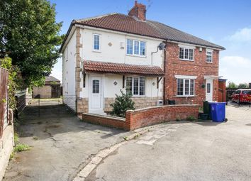 Thumbnail 3 bed semi-detached house to rent in Silkstone Oval, Moorends, Doncaster