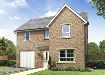 """Thumbnail 4 bedroom detached house for sale in """"Ripon"""" at Belton Road, Silsden, Keighley"""