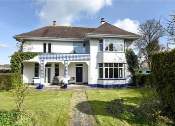 Thumbnail 6 bed detached house for sale in Chard Road, Axminster, Devon