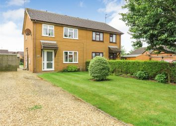 Thumbnail 3 bed semi-detached house for sale in Marshland Drive, Holbeach, Spalding, Lincolnshire