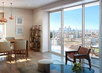 Thumbnail 2 bed flat for sale in Cassia Point, Glasshouse Gardens, Stratford