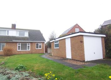 Thumbnail 3 bed semi-detached house to rent in Church Street, Crick, Northampton