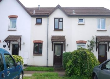 Thumbnail 2 bed terraced house to rent in Heywood Drive, Starcross, Exeter