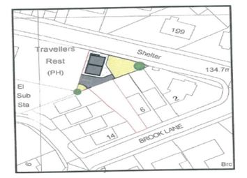 Thumbnail Land for sale in Land Off Creswell Road, Clowne, Chesterfield