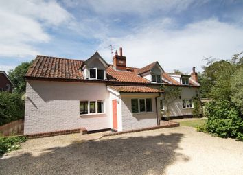 Thumbnail 4 bed cottage for sale in Low Road, Darsham, Saxmundham