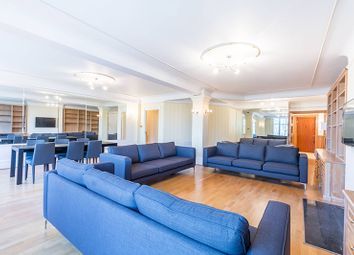Thumbnail 4 bed flat to rent in Park Road, St John's Wood