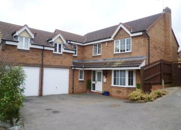 Thumbnail 5 bed detached house to rent in Chestnut Lane, Clifton Campville, Tamworth, Staffordshire