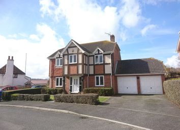 Thumbnail 5 bed detached house for sale in Ladyfields Close, Bobbing, Sittingbourne
