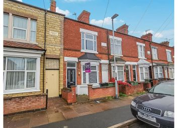 3 bed terraced house for sale in Fairfield Street, Wigston LE18