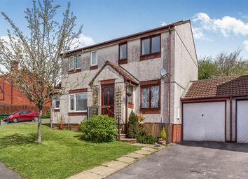 Thumbnail 2 bed semi-detached house for sale in Mallet Road, Ivybridge