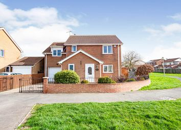 Thumbnail 4 bed detached house for sale in West Garth, Cayton, Scarborough, North Yorkshire