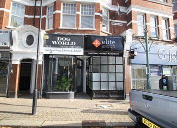 Retail premises for sale in Ridge Terrace, Green Lanes, London N21