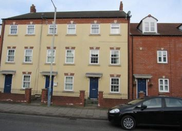 Thumbnail 4 bedroom town house to rent in St. Margarets, High Street, Marton, Gainsborough