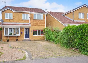 Thumbnail 4 bed detached house for sale in Marigold Close, Selby