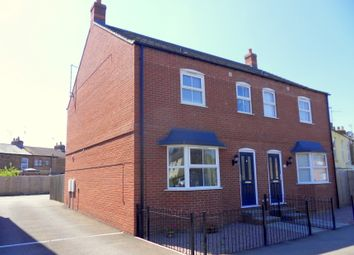 Thumbnail 3 bed semi-detached house for sale in London Road, Long Sutton, Spalding, Lincolnshire