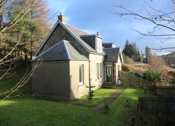 Thumbnail 3 bed semi-detached house for sale in Station Cottages, Dalnaspidal, Pitlochry