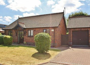 Thumbnail 2 bed bungalow for sale in Chestnut Close, Barton-Upon-Humber