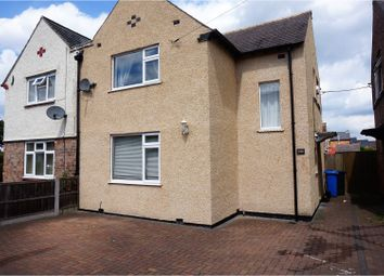 Thumbnail 3 bedroom semi-detached house for sale in Baker Street, Alvaston