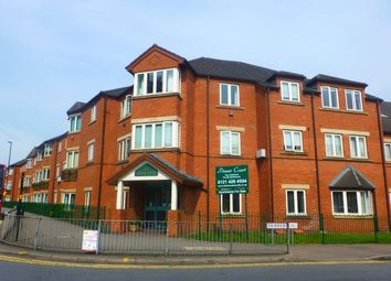 Thumbnail 2 bed flat for sale in Ravenhurst Road, Harborne, Birmingham